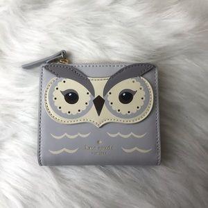 Kate Spade Star Bright Owl Adalyn Wallet
